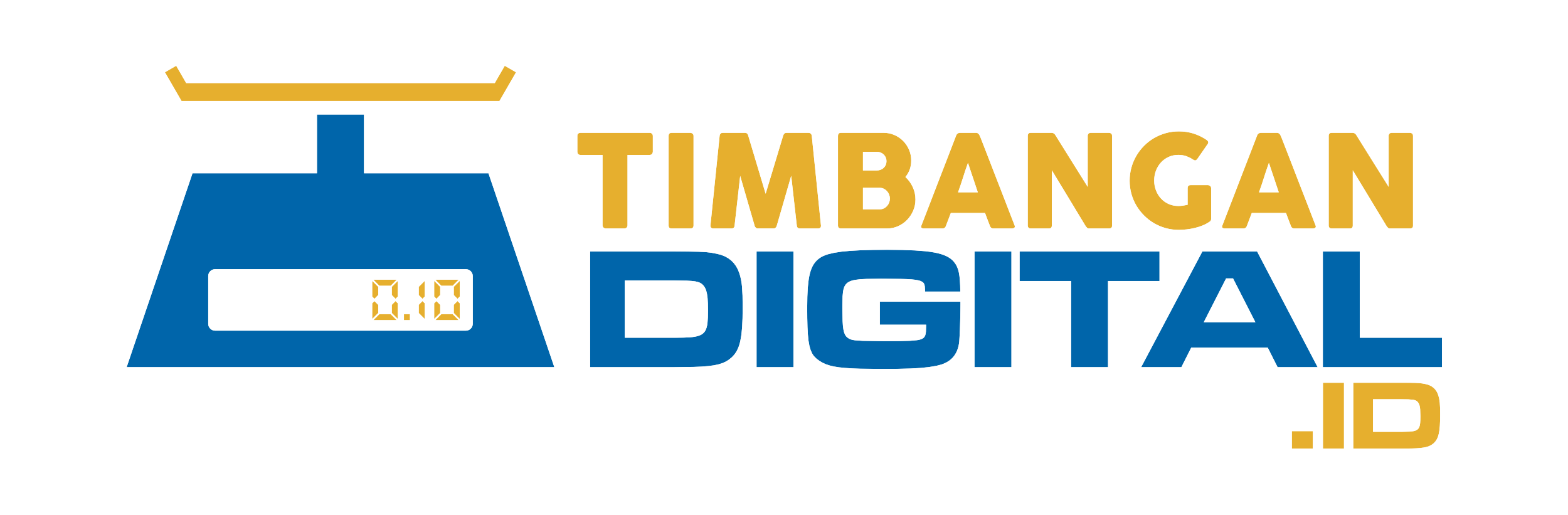Timbangan Digital Indonesia